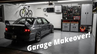 BUILDING MY DREAM TWO CAR GARAGE! (Garage Restoration)
