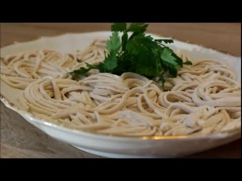 Selbstgemachte Ramen nudeln Rezept / Homemade ramen noodles recipe