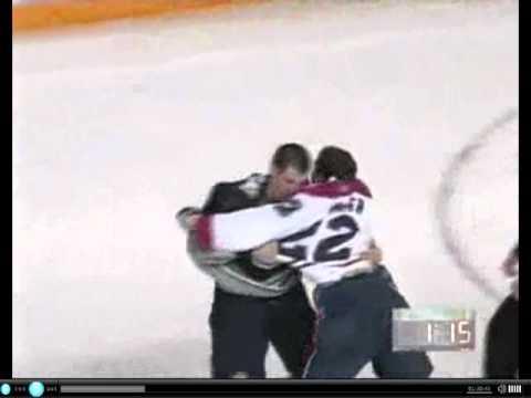 Scott Ramsay vs. Darren Kramer