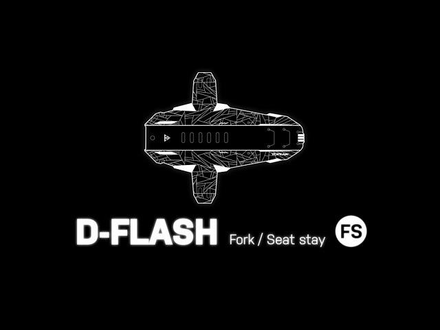 Видео Крило Topeak D-Flash FS
