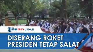 Detik-detik Istana Kepresidenan Diserang Roket, Presiden Afghanistan Tetap Lanjutkan Salat Idul Adha