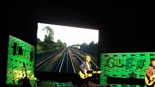 difford and tilbrook-electric trains live NJ 2015