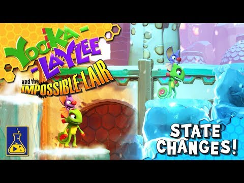 Yooka-Laylee and the Impossible Lair: State Changes! thumbnail