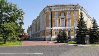 Москва  Кремль  Коридоры власти