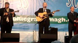 """Dailey and Vincent sing """"I Believe"""" at Omagh Bluegrass gospel 2011"""