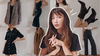 I TRIED A CAPSULE WARDROBE FOR 30 DAYS