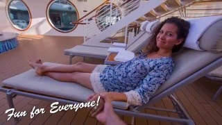 Disney Cruise Line: Adventure for Everyone