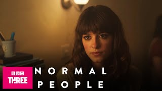 Connell And Marianne Meet Again At University   Normal People Episode 4