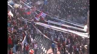 Huracan Saca La Bandera De San Lorenzo.