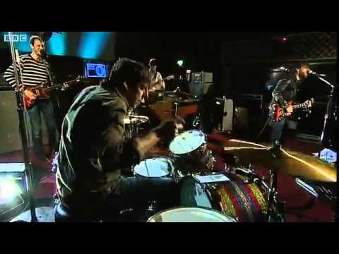 The Black Keys (live) BBC Radio - Diego Fernando Tejada