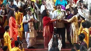 LIVE Ganga Aarti (22nd Apr 2019)