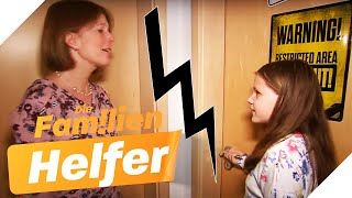 Zimmer-Verbot: Was verheimlicht Minka (12) vor ihrer Mutter? | Die Familienhelfer | SAT.1