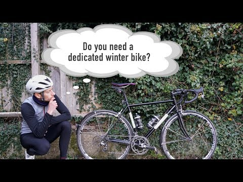 Do you need a dedicated winter bike? (Hint: Dave thinks you do)