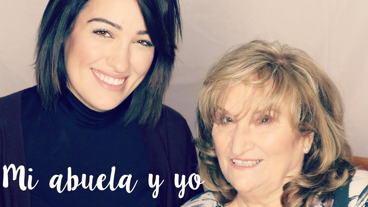 Mi abuela y yo *AD