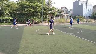 Vlog/Trận đấu giữa 9/7 và 9/8 của THCS TNPB hiệp 2