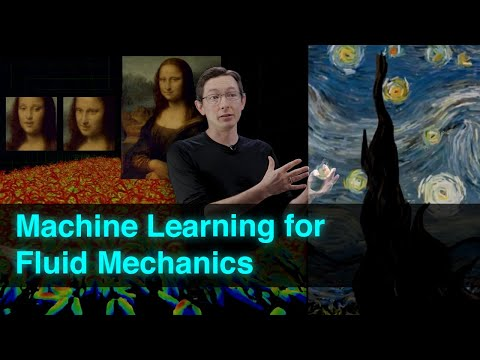Machine Learning for Fluid Mechanics