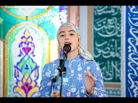 ", title : 'Саида Мухаметзянова в мечети ""Анас""'"