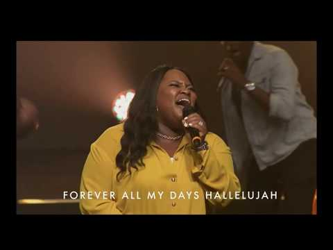 "Tasha Cobbs Leonard - ""God I Look To You"""