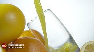 "How ""premium"" orange juice is really made (CBC Marketplace)"