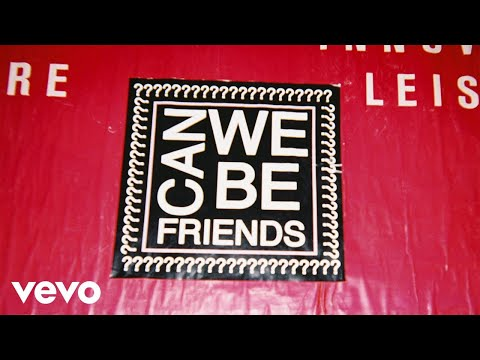 Friends Lyric Video [Feat. BloodPop]