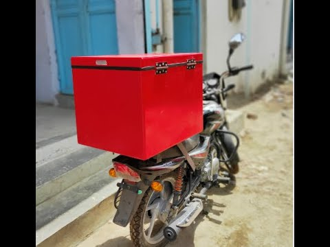 Milk And Paneer Delivery Box