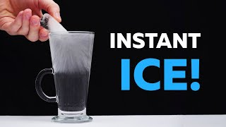9 AMAZING ICE experiments you must see (4k)