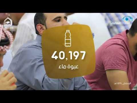 مداخلة المدير التنفيذي للحديث عن المناشط الرمضانية في قناة المجد
