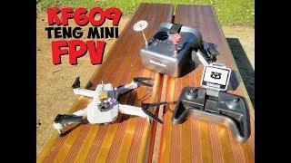 KF609 TENG MINI - Fly with 5.8ghz FPV - Mavic Mini Toy Grade
