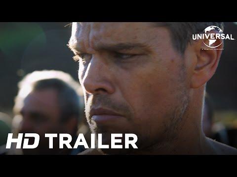 Matt Damon als Jason Bourne in bioscoop in Dronten