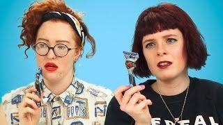 Women Try Men's Beauty Products