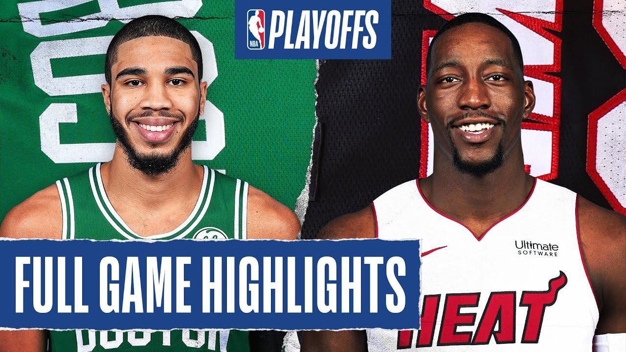 Celtics vs Heat - Game 6 | September 27, 2020