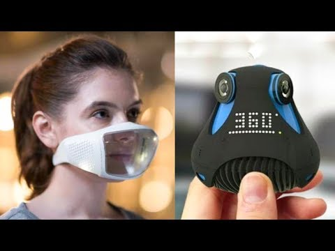 Top 5 DEVICE & TECHNOLOGY INVENTIONS IN 2018