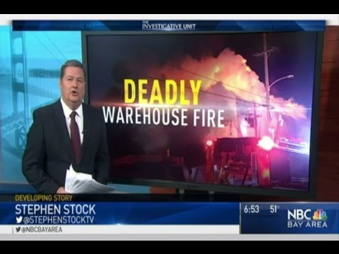 Joseph Marrone discusses Oakland Warehouse Fire