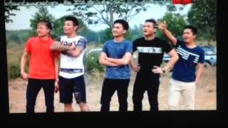 Elvis @ Naw Awng's The Team Myanmar TV Series Episode 4