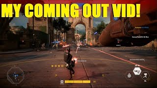 Star Wars Battlefront 2 - MY COMING OUT VID! I AM A HEAVY PLAYER! (Darth Maul)