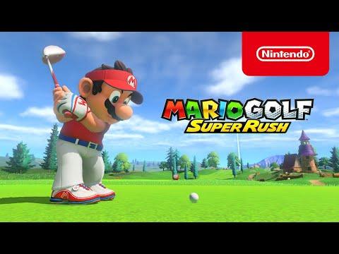 Présentation du 17 mai de Mario Golf: Super Rush