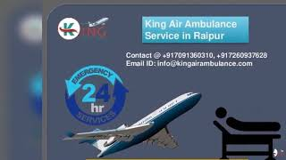 King Air Ambulance Services in Mumbai - Hire the Best