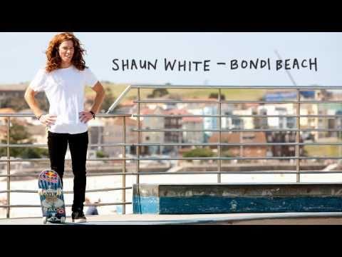 Shaun White Bondi Beach