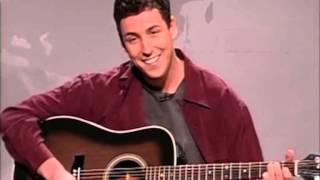 Adam Sandler - The Hanukkah Song