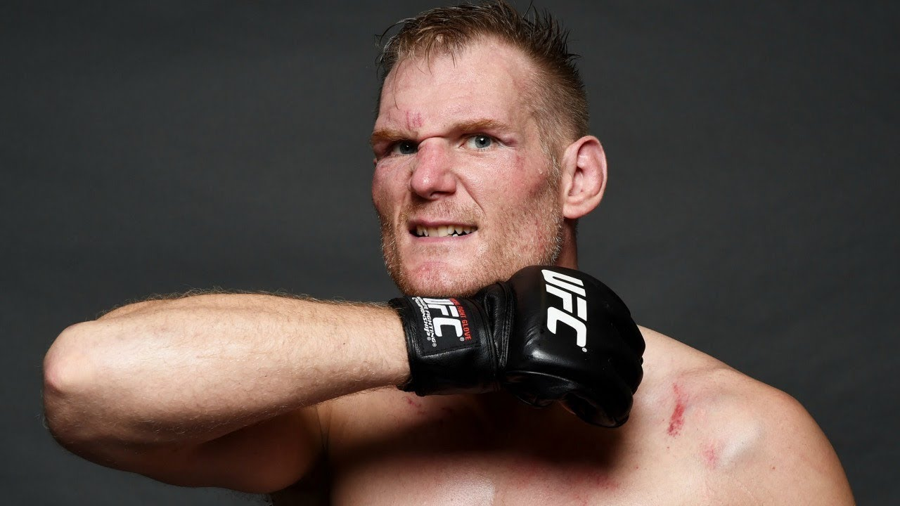 Cover image for #45 - UFC FIGHTER/WRESTLER - JOSH BARNETT