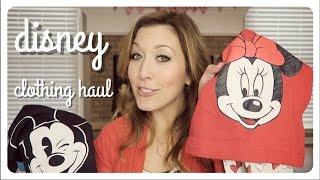 Disney Clothing Haul