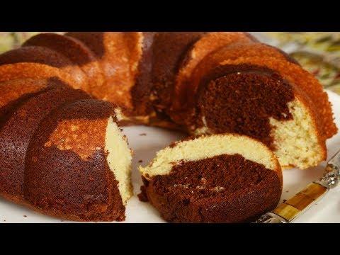 Marble Cake Recipe Demonstration – Joyofbaking.com