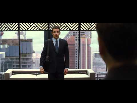 Jack Ryan: Shadow Recruit Clip 'Routine Audit'