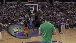 Best Fans Half Court Shots - Compilation