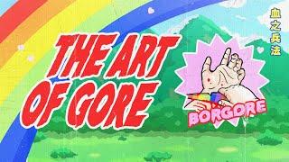 Borgore - The Art Of Gore [FULL ALBUM STREAM]