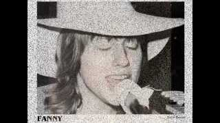 """NICKEY BARCLAY (FANNY) """"BABY DON'T LET IT MESS YOUR MIND"""" (1976 DIAMOND IN A JUNKYARD)"""