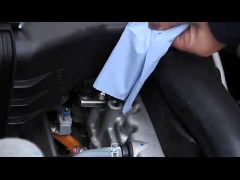 Checking your Engine Oil