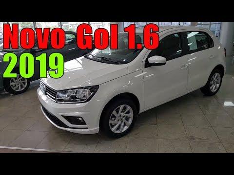 VW Gol 2019 MT 1.6 MPI Totalflex [Sem comentários]