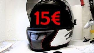Tutorial: Motorradkopfhörer für unter 15€ selber machen