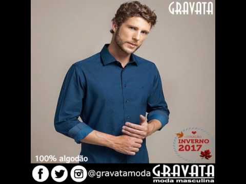 Camisas slim fit ou tradicional